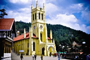 Chandigarh to Shimla taxi